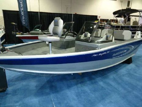 2018 Smoker-craft Pro Angler 172 XL