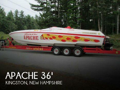 1999 Apache 36 - Factory Team # F2-36 1999 Apache 36 - Factory Team # F2-36 for sale in Kingston, NH