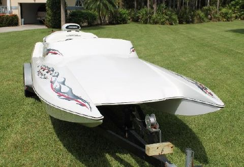 1998 Rapid Craft Twister Bow View