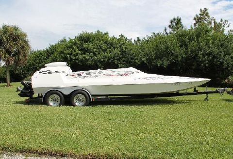 1998 Rapid Craft Twister STB View