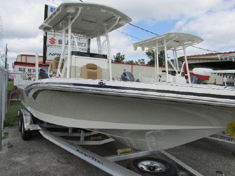 2015 Ranger 2510 Bay Ranger