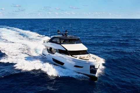 2020 OCEAN ALEXANDER 26R Motoryacht Enclosed