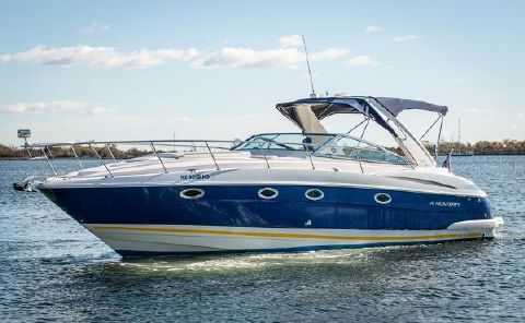 2006 Monterey 350 Sport Yacht Port Side