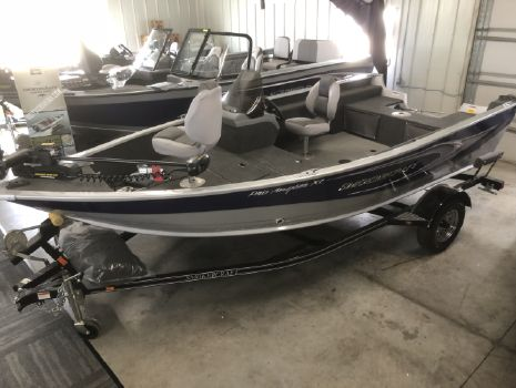 2017 Smoker-craft Pro Angler 161 XL