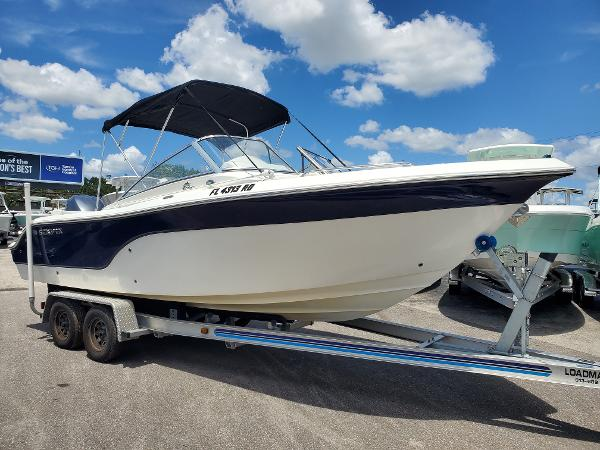 Check out this 2012 SEA FOX 236DC on Boattrader com
