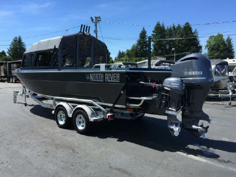 2015 North River 25' Seahawk