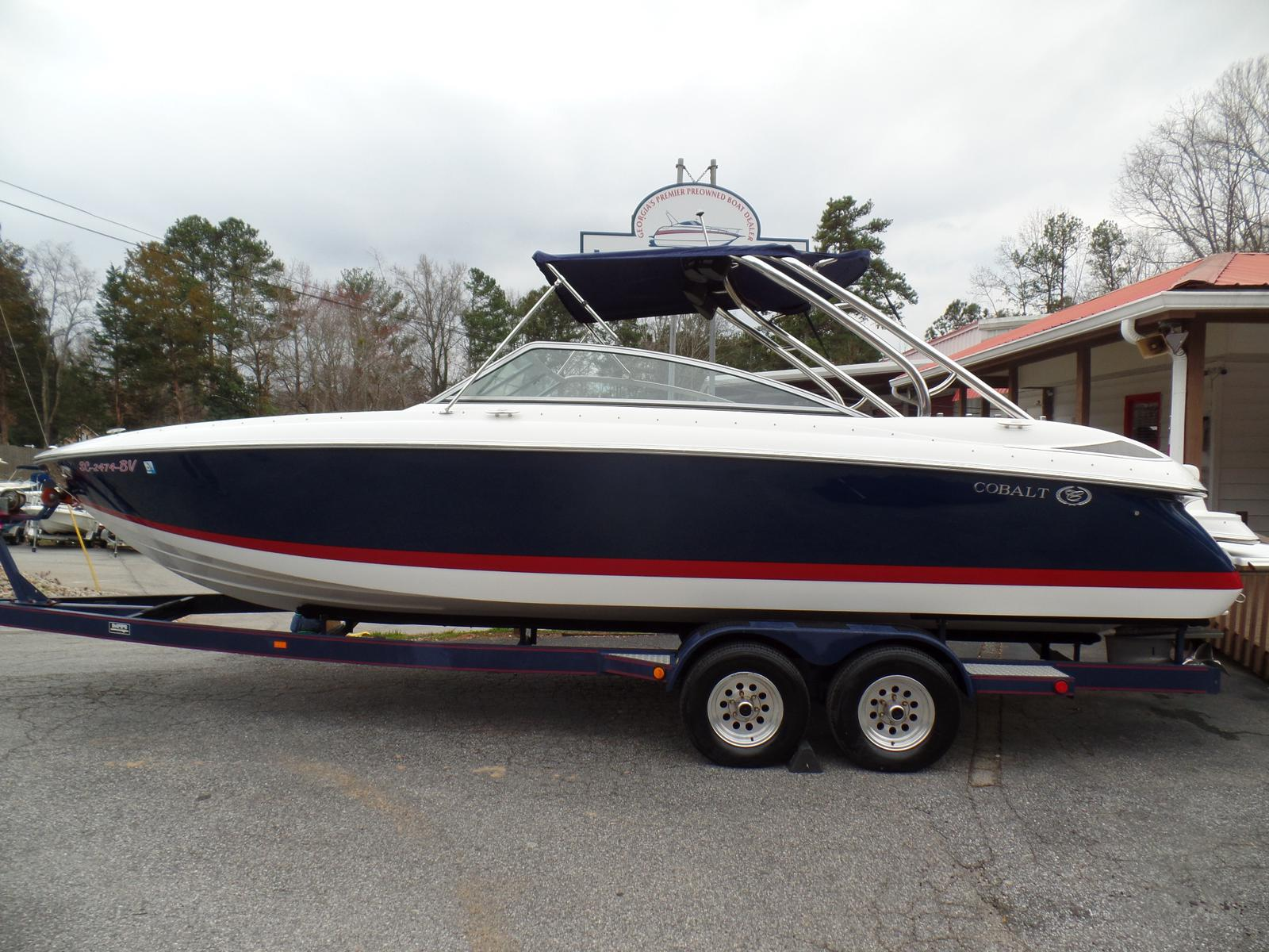 2005 cobalt 272 28 foot 2005 motor boat in buford ga for Used outboard motors for sale in ga