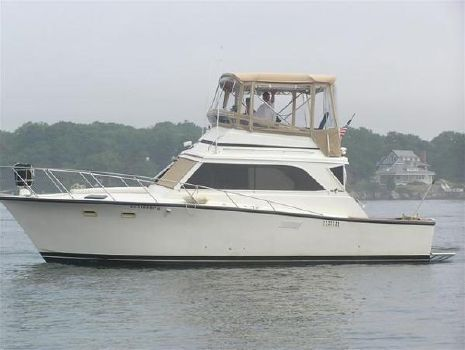1982 Egg Harbor Flybridge 1982 Egg Harbor 36' Flying Bridge Sedan