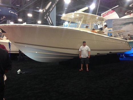2016 Cobia Boats 344CC
