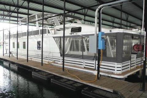 2004 Destination Yachts 60'x16' Houseboat