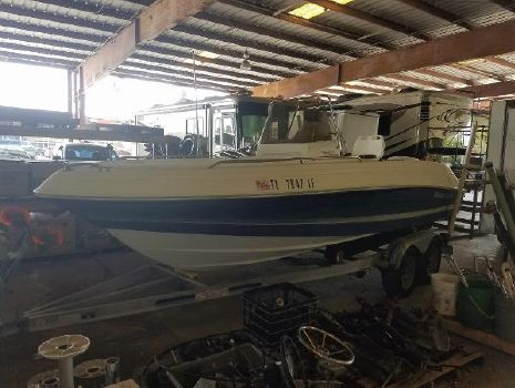 2000 WELLCRAFT 180 Fisherman