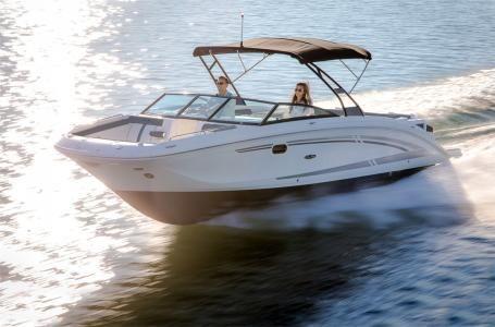 2017 Sea Ray SDX 290