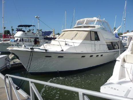 2002 Bayliner 4788 Pilothouse Profile