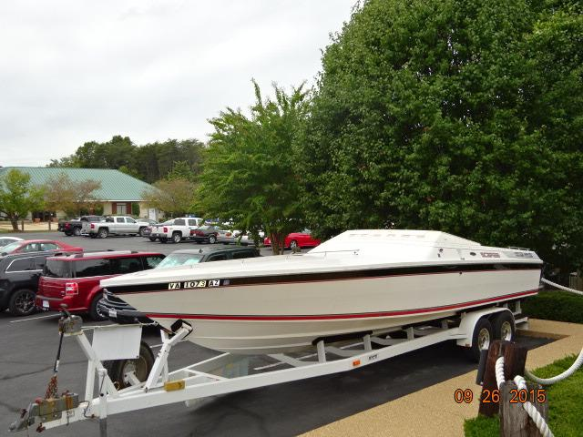 1992 Wellcraft 31 Scarab Viper