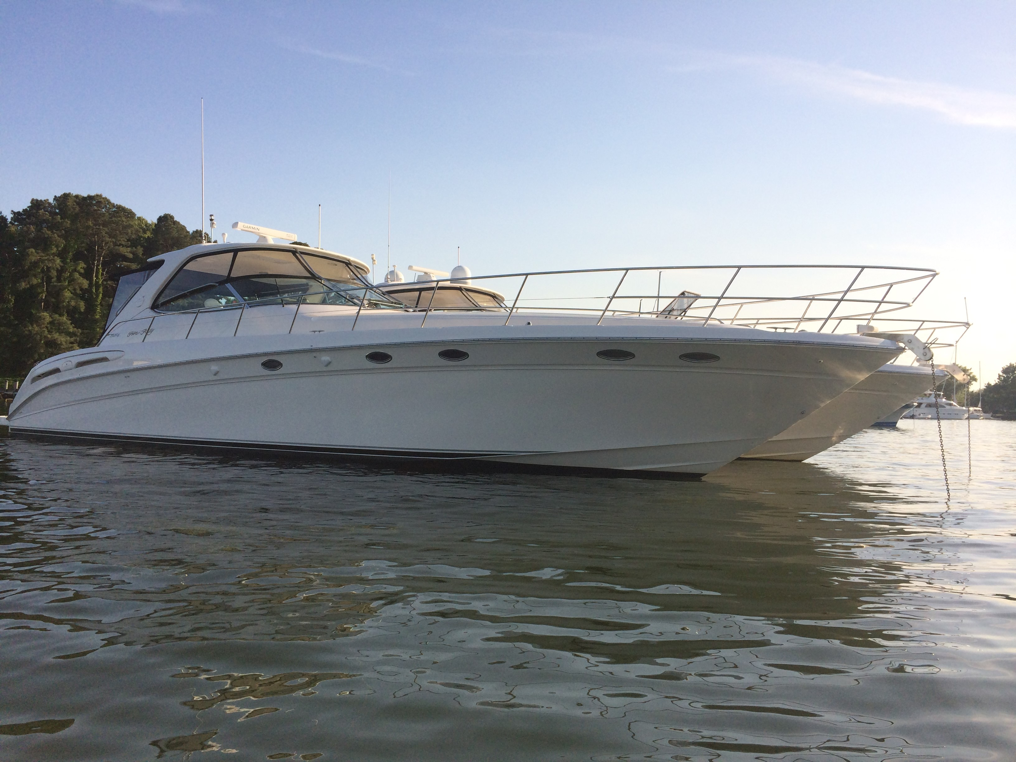 "1999 Sea Ray 540 Sundancer ""Samantha's Dancer"""