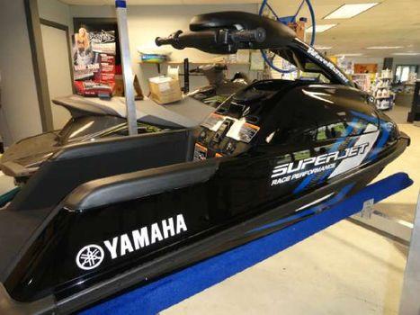 2015 Yamaha Super Jet