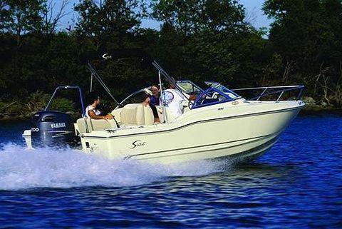 2002 Scout Boats 202 Dorado Manufacturer Provided Image