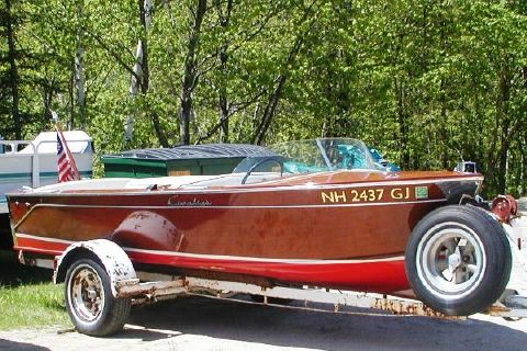 1957 Chris-Craft Cavalier