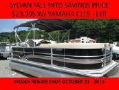 2015 Sylvan Mirage Cruise LE 8520 Cruise LE