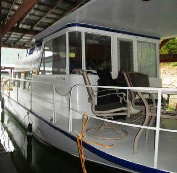 1968 Marinette 12 X 34 Aluminum Hull