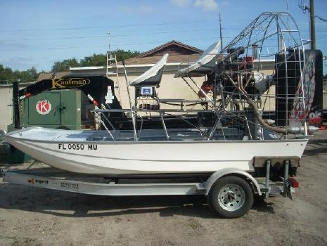 2004 CUSTOM Bandit Airboat