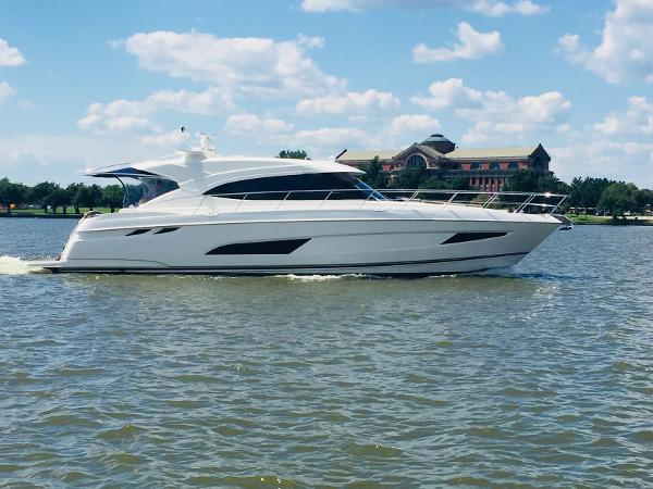 2019 Riviera 5400 Sport Yacht-IN STOCK! Riviera 5400 Sport Yacht (Actual Photo of our Stock Boat)