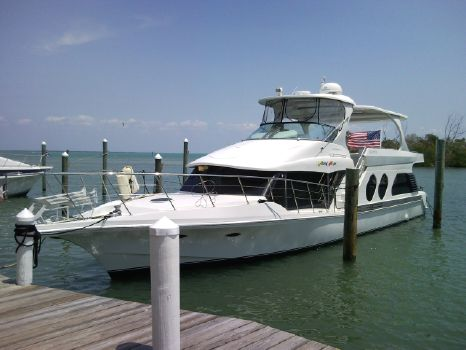 2000 Bluewater Yachts 5800 Custom