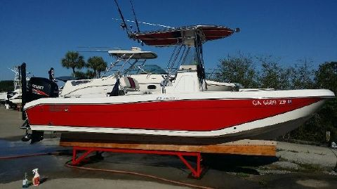 2012 Carolina Skiff 23 Ultra Elite SS