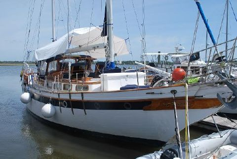 1983 Formosa 51 Ketch