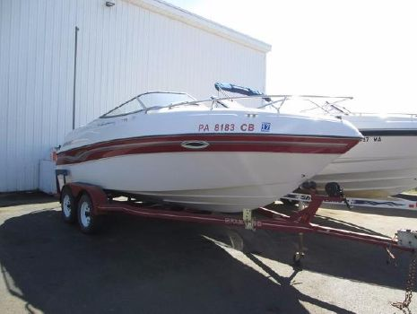 1999 Four Winns 205 Sundowner