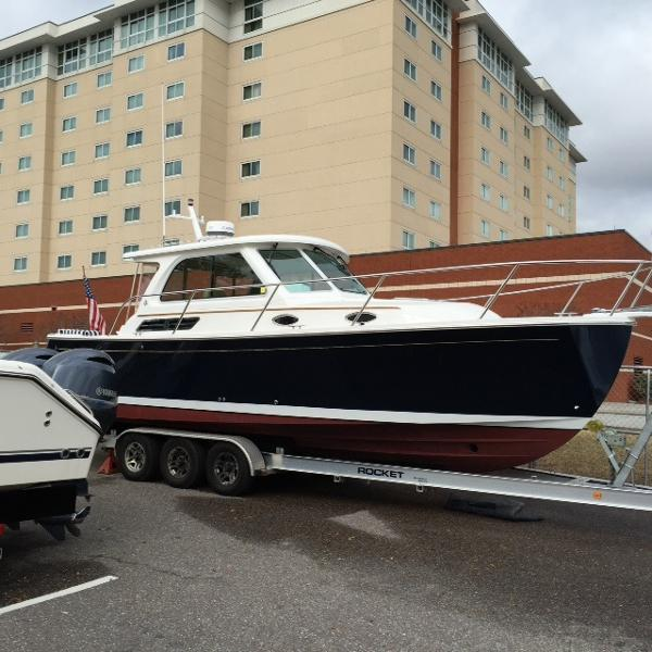 2012 back cove 30 30 foot 2012 motor boat in charleston for Used boat motors for sale in sc