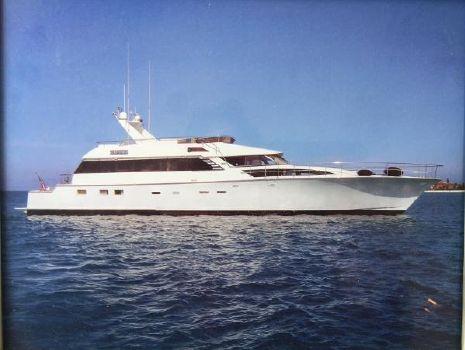 1988 Cheoy Lee Motoryacht