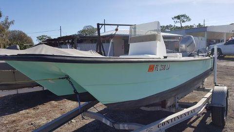2000 Twin Vee 17 Fisherman