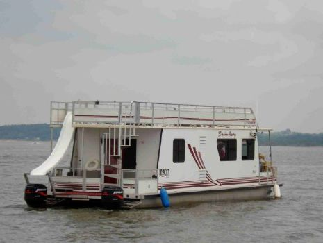 2003 Myacht Houseboats 4315