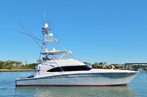 2014 Bertram Yacht 64