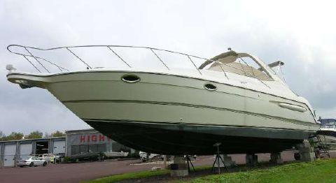 2001 Maxum 3300 SCR