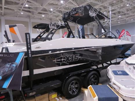 2015 Axis Wakeboard Boat A24