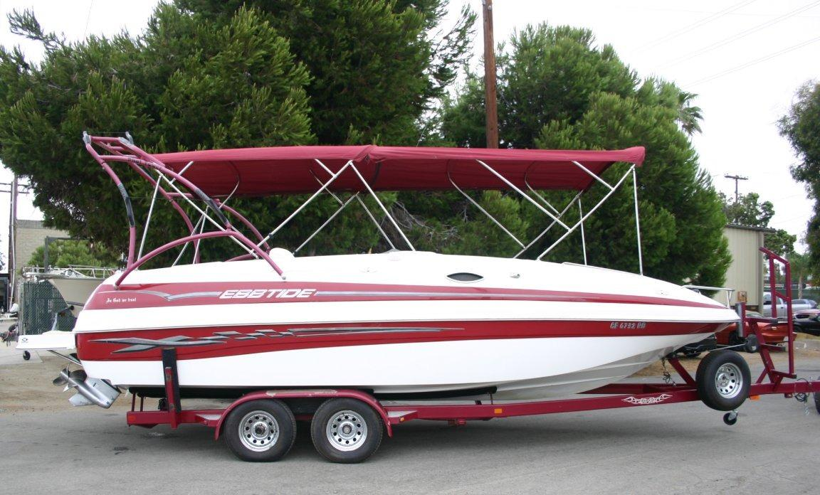 2005 Ebbtide 2400 Fun Cruiser SC