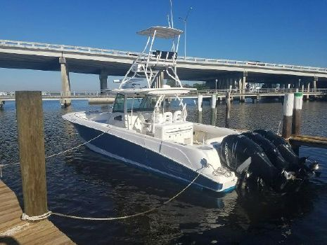 2013 Boston Whaler 370 Outrage