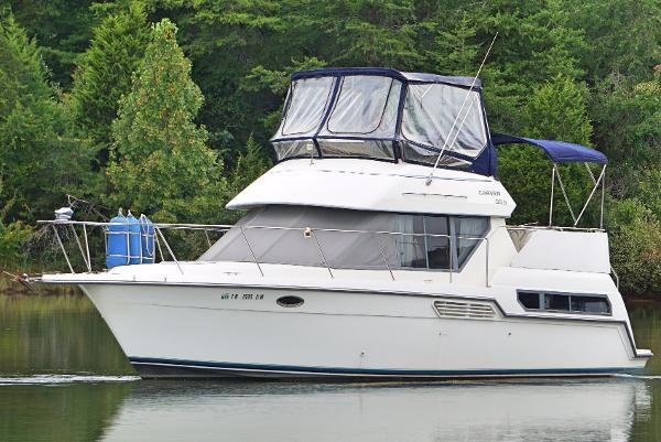 Used 1995 Carver 325 Aft Cabin Knoxville Tn 37922 Boattrader Com