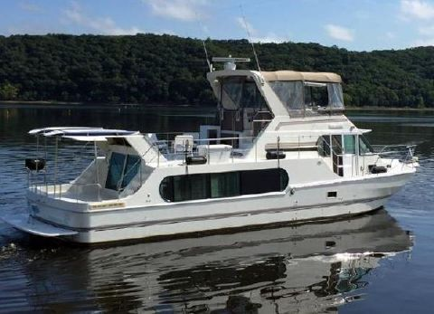 2000 Harbor Master 520 Coastal