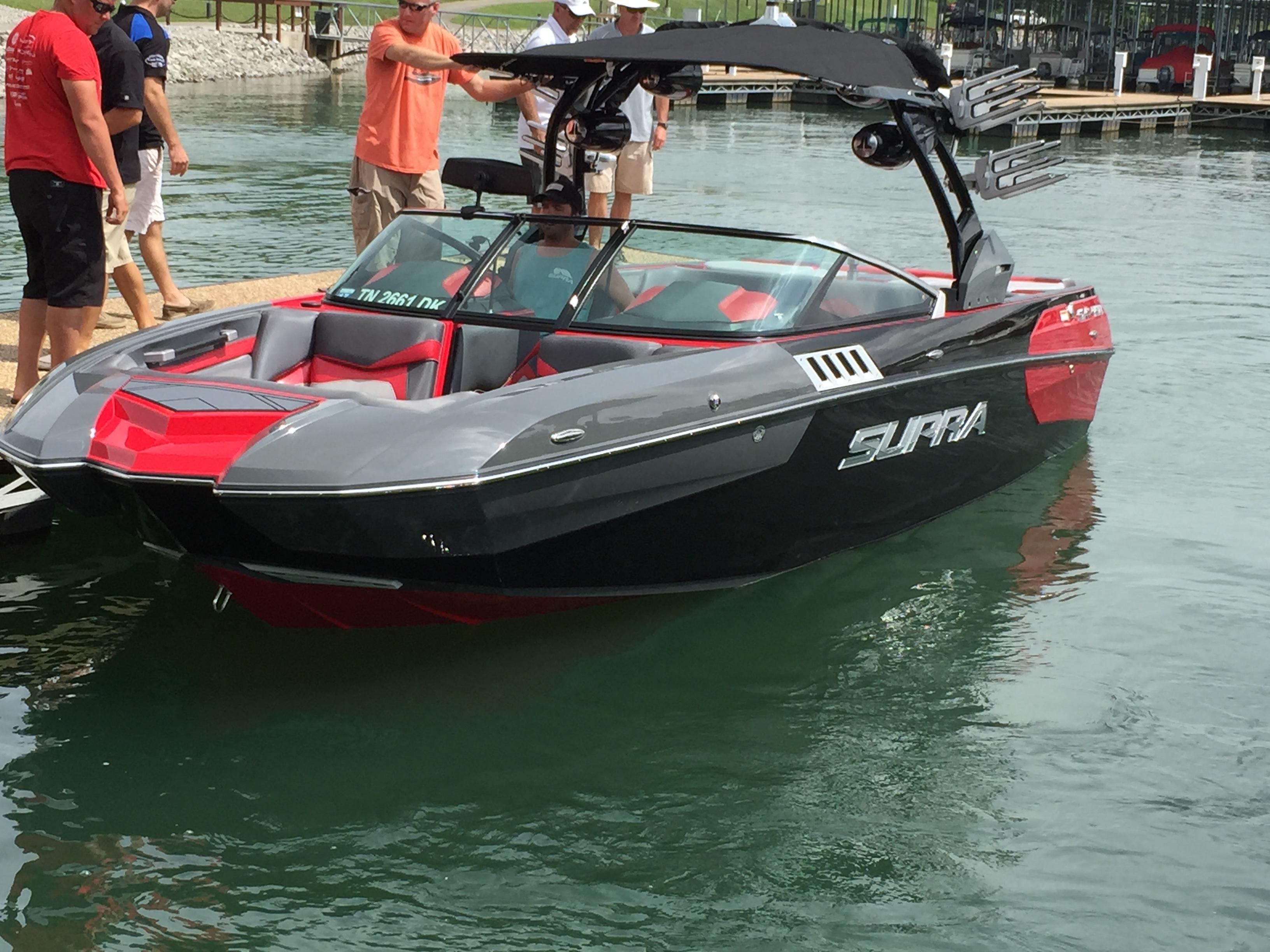 2016 Supra SA400-550