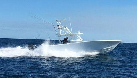 2015 Yellowfin 42