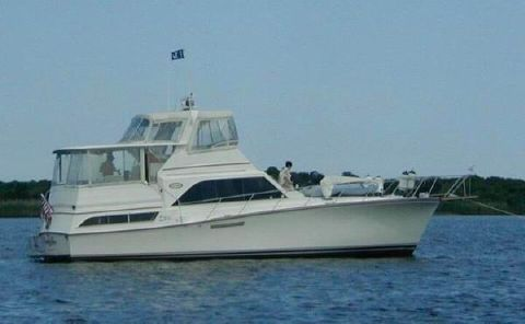 1986 Ocean 46 Sunliner