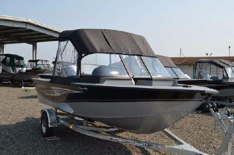 2016 Smoker-craft 172 Osprey