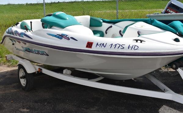 Check out this 1997 SEA DOO Challenger on Boattrader com