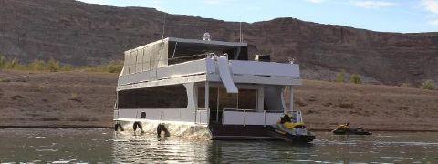 2015 Bravada Houseboat