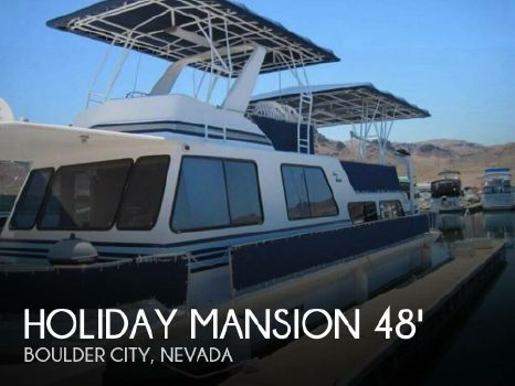1995 Holiday Mansion Coastal Commander 490 1995 Holiday Mansion Coastal Commander 490 for sale in Boulder City, NV