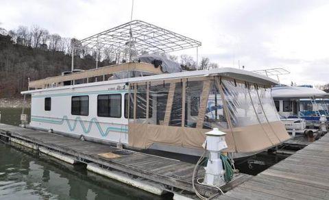 2000 JAMESTOWNER 2000 14 x 55 Housboat