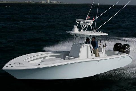 2020 YELLOWFIN 32